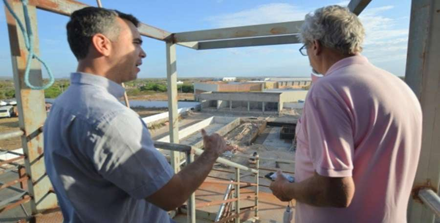 Em uma posição privilegiada, por fazer divisa com outros três estados, Delmiro Gouveia está no mapa dos hotéis em construçãoKaio Fragoso