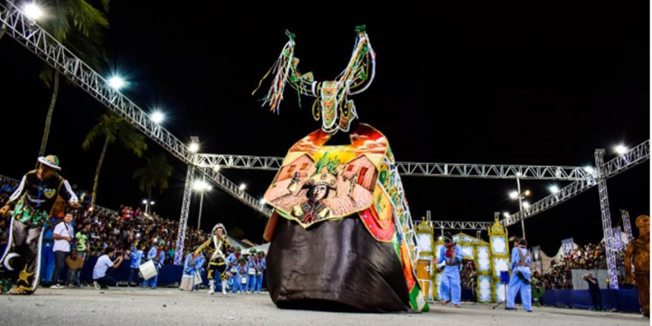 25º Festival do Bumba Meu Boi de Maceió. Foto: Max Monteiro/ Secom Maceió