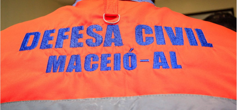 Defesa Civil Nacional, alerta sobre informações falsas divulgadas sobre o Pinheiro. Foto: Pei Fon/ Secom Maceió