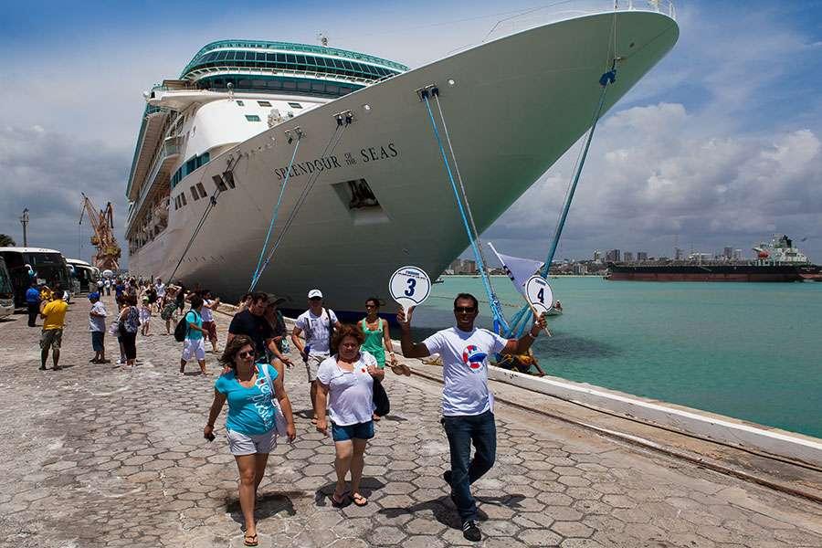 Número de passageiros e tripulantes nesta temporada será 106% maior do que a de 2016/2017. Foto: Secom