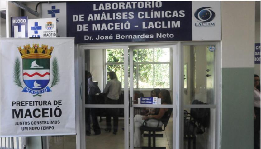 Usuário poderá imprimir resultados de seus exames pela internet. Foto:Marco Antônio/Secom Maceió