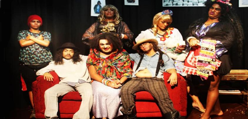 Espetáculo foi contemplado pelo Edital Pauta Aberta. Foto: Divulgação