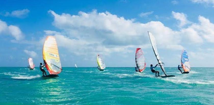As competições acontecerão na orla da praia de Pajuçara a partir das 10h. Foto: José Barros Filho
