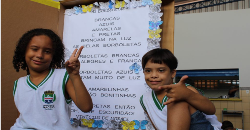 Estão disponibilizadas cerca de 14 mil vagas para todas as modalidades de ensino oferecidos pela rede municipal. Fotos: Ascom/Semed