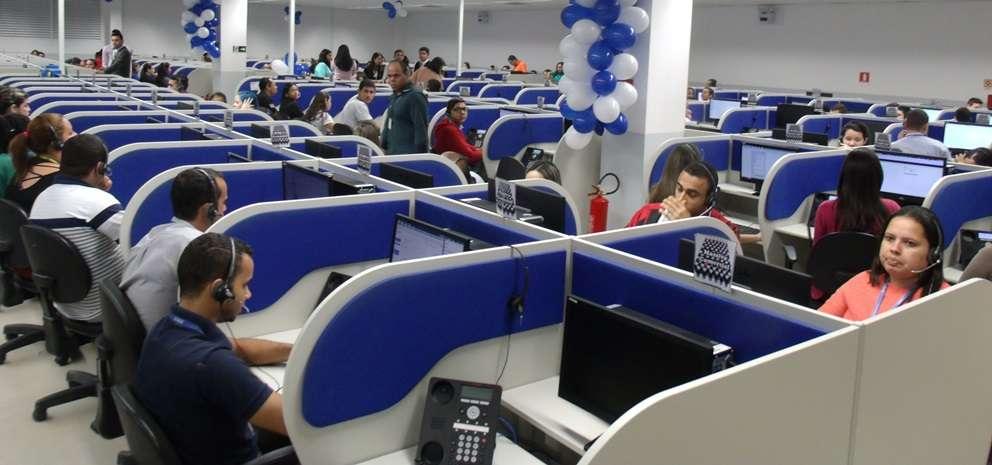 São 500 vagas de emprego para atuar na área de telemarketing nas áreas de telefonia e TV por assinatura