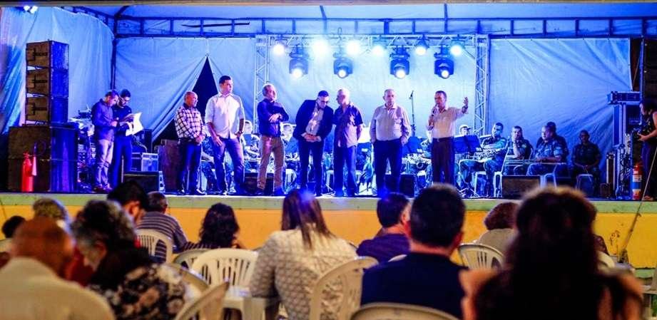 Abertura da I Festa Literária do Conjunto Graciliano Ramos. Foto: Pei Fon/ Secom Maceió